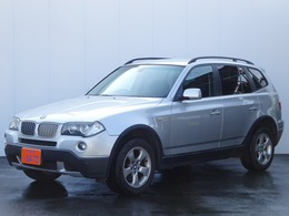 BMW X3 2.5si 4WD ナビ アルミ 電動シート 障害物センサー