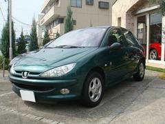 プジョー 206 の中古車 ローランギャロス 栃木県宇都宮市 58.0万円