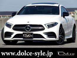 メルセデスAMG CLSクラス CLS 53 4マチックプラス 4WD 黒革シート サンルーフ