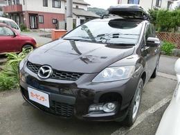 マツダ CX-7 2.3 クルージングパッケージ ツインカムターボTチェーン車