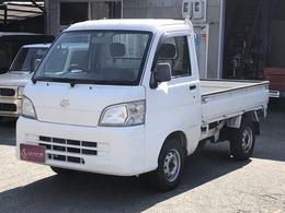 ダイハツ ハイゼットトラック 660 エアコン・パワステスペシャル 3方開 4WD 車検R4年1月
