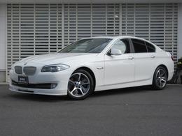 BMW 5シリーズ アクティブハイブリッド 5 アルピナスポイラー サンルーフ ベージュ革