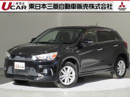 三菱 RVR 1.8 ローデスト M 4WD フルエアロ/7型ナビBカメラ/禁煙車/1オ-ナ