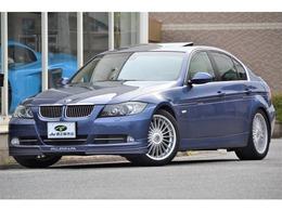 BMWアルピナ B3 ビターボ リムジン 二コル/サンR/スマキー/前後ドラレコ/記録