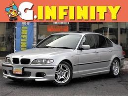 BMW 3シリーズ 318i Mスポーツパッケージ /後期/SR/Mスポ専用17AW+バンパー+サス/ETC