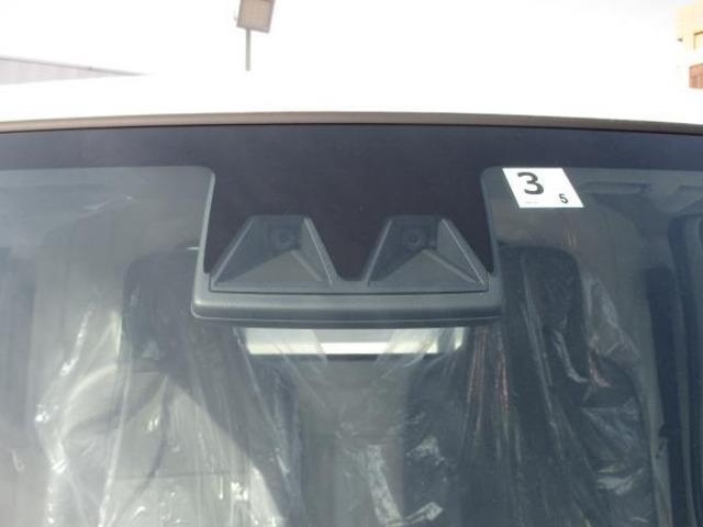 サポカーS・ワイド該当の安全装備を標準そうびしています。
