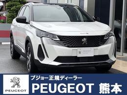 プジョー 3008 GT ブルーHDi レザーパッケージ 純正ナビ サンルーフ