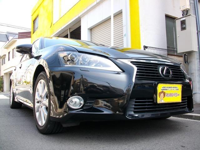 希少なGS下取格安車!車検整備付きで安心の支払総額表示車です!