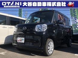 マツダ フレアワゴン 660 ハイブリッド XG 軽自動車 デュアルセンサー付