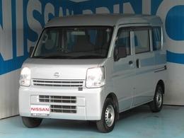 日産 NV100クリッパー 660 DX ハイルーフ 5AGS車 ETC