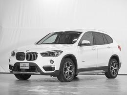 BMW X1 sドライブ 18i xライン 2年保証 サンルーフ 360度画像