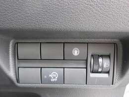 アイドリングストップ付で燃費も向上。
