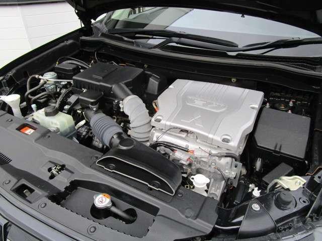 4B11型2000ccガソリン+ツインモーター4WD