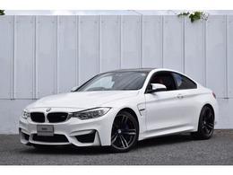BMW M4クーペ M DCT ドライブロジック 認定中古車 1オナ Dアシスト Bカメ 前後PDC
