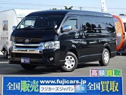 トヨタ ハイエース ケイワークス オーロラDKワゴン FFヒーター サブバッテリー 外部充電