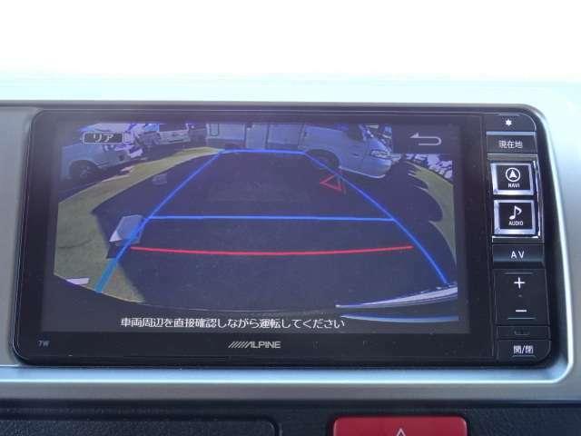 アルパイン SDナビ装備☆ フルセグ・DVD視聴可能!バックカメラ装備!