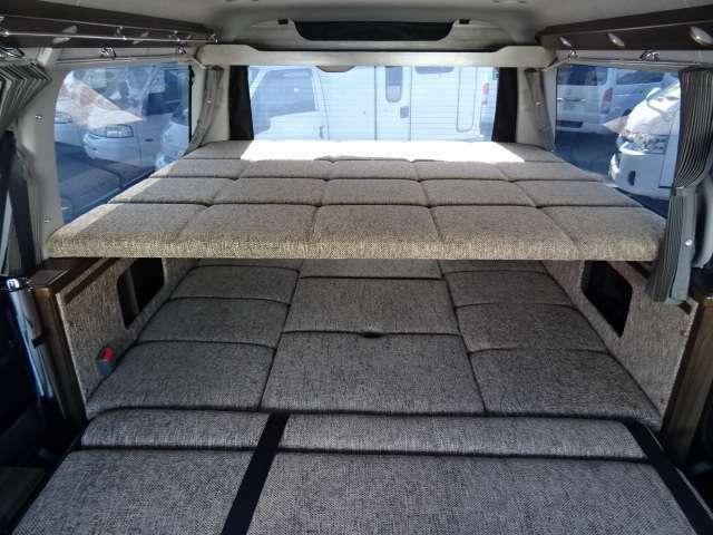 上段ベッド寸法 170×150センチ☆