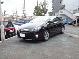 トヨタ SAI 2.4 S 純ナビ地TV後カメラ 前後コーナーセンサー