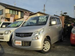 マツダ AZ-ワゴン 660 XG 4WD キーレス ETC シートヒーター アルミ