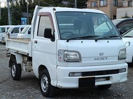 ダイハツ ハイゼットトラック ライトダンプ パワステ エアコン