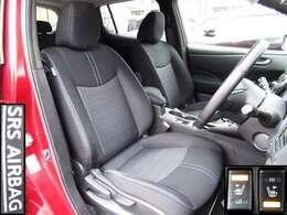ゆったりシートはシートヒーターも装備。電気の消費も押さえます。サイドエアバックで安全性もバッチリ。前席ガラスにはスーパーUVカットガラスで、99%紫外線もカット!