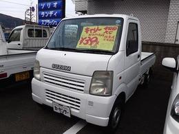 スズキ キャリイ 660 KC 3方開 4WD
