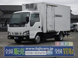いすゞ エルフ 4.8 ロング フルフラットロー ディーゼル 冷凍・冷蔵車-30度 東プレ