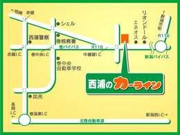 こちらのお車は西蒲展示場にございます。■西蒲のカーライン■〒959ー0425新潟市西蒲区押付954-1