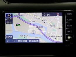 純正SDナビゲーション☆タッチパネルで操作も簡単!!トヨタ純正で安心です。