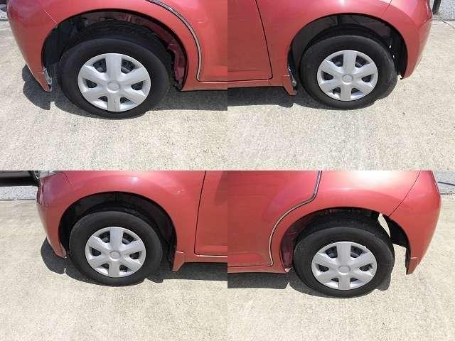 タイヤの溝も十分にありますよ!お写真だけでは分かりにくい点等、お気軽にお問合せください♪