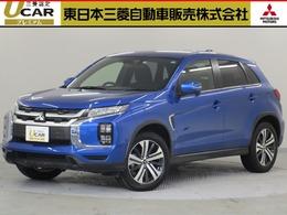三菱 RVR 1.8 G 4WD 試乗車/スマホ連携ナビ/後側方車両検知警報