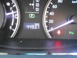 現在の走行距離は44,937kmです!