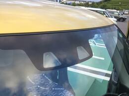 デュアルカメラサポートになります。人と車をそれぞれ認識し、ブレーキをサポートします。