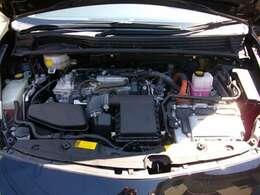 人気の経済的なハイブリッド車で燃費も安心!ご家族専用車に!