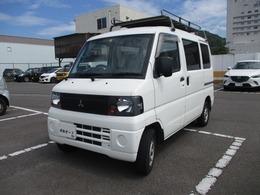 三菱 ミニキャブバン 660 CS ハイルーフ AT車 エアコン