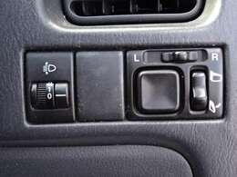 ヘッドライトイベライザー、電動格納ミラー、角度調整、全て動作確認済みです。