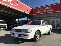 トヨタ カローラレビン 1.6 GTアペックス 5速マニュアル 4A-GEエンジン 社外アルミ