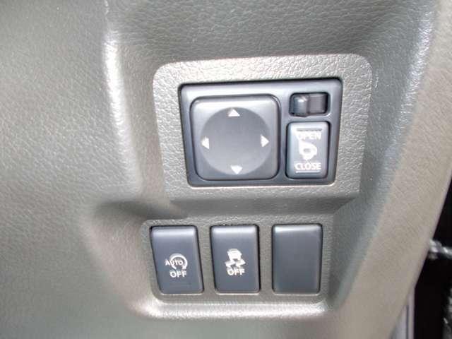 アイドリングストップ機能装備!燃費を向上させます☆VDC(横滑り防止装置)が装備されております。車両の安定性を向上させ、走行時の安心感を高めます☆