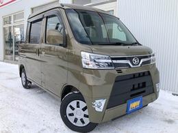 ダイハツ ハイゼットデッキバン 660 G SAIII 4WD