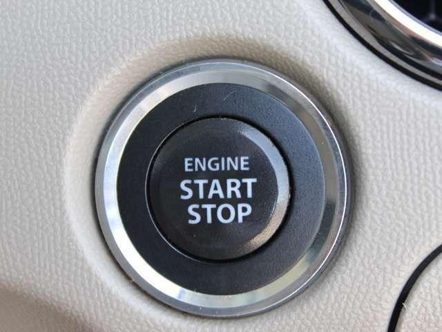 人気のスマートキー!!バックの中やポケットの中にカギがあっても、取り出さないで、開け閉めラクラク、そのまま乗り込んで、プッシュスタートボタンを押せばエンジン始動!一度使うと次も欲しくなる快適装備です♪