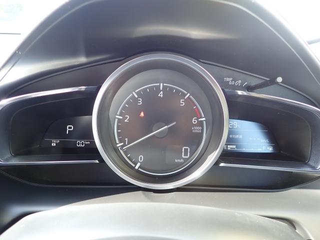 走行距離17,638kmです。安心して乗れるようメカニックがしっかりメンテナンスしてからのご納車になります。