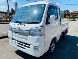ダイハツ ハイゼットトラック 660 ジャンボ 3方開 4WD デフロック LEDライト ETC 付属品付