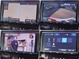 大画面の純正9型ナビ☆バックカメラ☆地デジTVのご視聴の他,、Bluetooth接続等多彩なソースで音楽をお楽しみいただけます☆