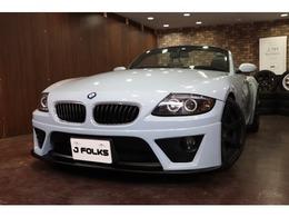 BMW Z4 ロードスター2.2i 19AW RERADEバンパー 外ライト