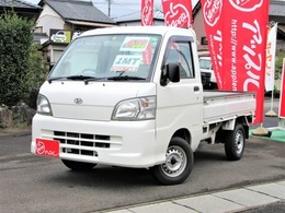 ダイハツ ハイゼットトラック 660 エアコン・パワステスペシャル 3方開 4WD 4万キロ・ユーザー買取車