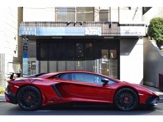 全長:4830mm×全幅2030mm×全高:1130mm ノーマル車高ですので、ローダウンなどのカスタムも承りますので、ご相談下さい!