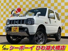 スズキ ジムニー 660 ランドベンチャー 4WD 社外フルセグナビ 2インチリフトアップ