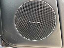 harman/kardonスピーカー搭載で臨場感溢れる音質をお楽しみいただけます!