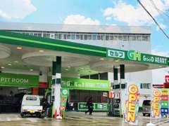 当店はセルフガソリンスタンドですので給油ついでにお車の相談、オイル交換などお気軽にスタッフまでお声掛け下さい!