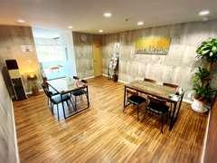 ◆落ち着いた雰囲気の店舗となっております♪清潔に保っておりますので、ごゆっくりとおくつろぎ下さい♪◆